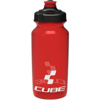 Cube Trinkflasche Icon red