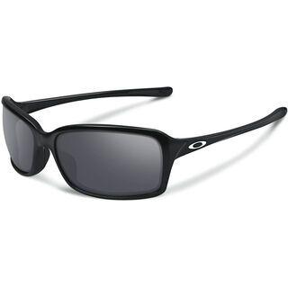 Oakley Dispute, polished black/black iridium - Sonnenbrille