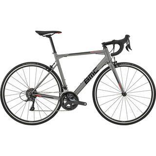 BMC Teammachine ALR01 Four 2018, grey black - Rennrad