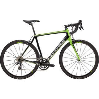 Cannondale Synapse Hi-Mod Ultegra 2017, bz green/black/chrome - Rennrad
