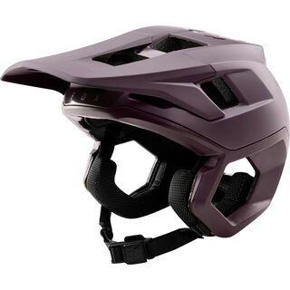 Fox Dropframe Pro Helmet, dark purple - Fahrradhelm