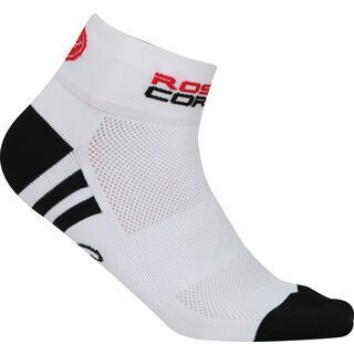 Castelli Rosa Corsa Sock, white - Radsocken