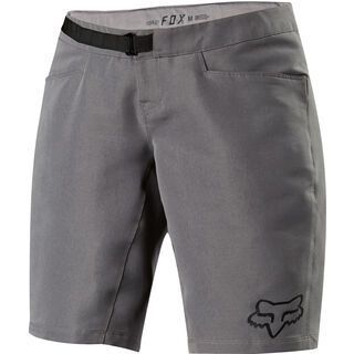 Fox Womens Ripley Short with Liner, shadow - Radhose
