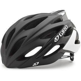 Giro Savant, black/white - Fahrradhelm