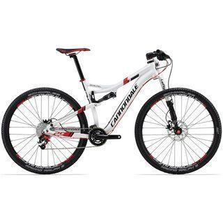Cannondale Scalpel 29 3 2014, weiß - Mountainbike