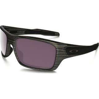 Oakley Turbine Woodgrain Collection Prizm Daily Polarized - Sonnenbrille