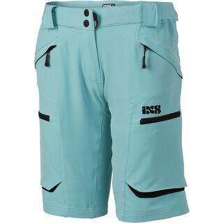 IXS Tema 6.1 Women Trail Shorts, turquoise - Radhose