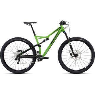 Specialized Stumpjumper FSR Comp 29 2016, green/black - Mountainbike