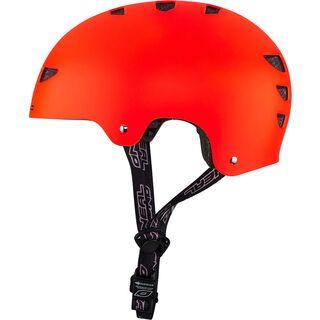 ONeal Dirt Lid Fidlock ProFit Helmet Matt Neon, red - Fahrradhelm