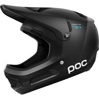 POC Coron Air Carbon SPIN carbon black