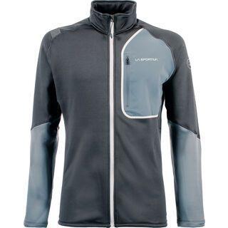 La Sportiva Falkon Jacket M, carbon/slate - Fleecejacke