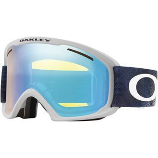Oakley O Frame 2.0 XL, mystic flow poseidon/Lens: high yellow iridium - Skibrille