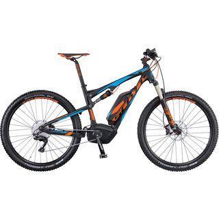 Scott E-Spark 710 2016, black/orange/blue - E-Bike