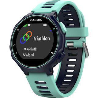 Garmin Forerunner 735XT, frost/blau - Triathlonuhr