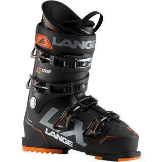 Lange LX 130 2021, black/orange - Skiboots