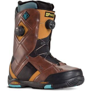K2 Maysis 2016, brown - Snowboardschuhe