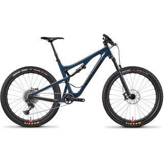 Santa Cruz 5010 CC X01 Reserve 2018, ink/black - Mountainbike
