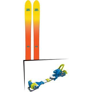 Set: DPS Skis Wailer F112 2017 + Tyrolia Ambition 12 (1715204)