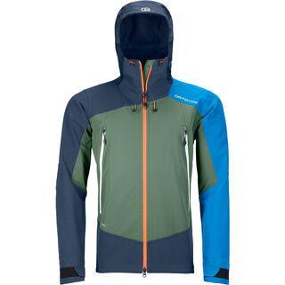 Ortovox Westalpen Softshell Jacket M, green forest - Softshelljacke