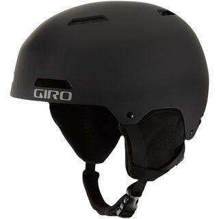 Giro Ledge, matte black - Skihelm