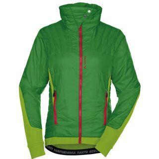 Vaude Women's Minaki Jacket, parrot green - Radjacke