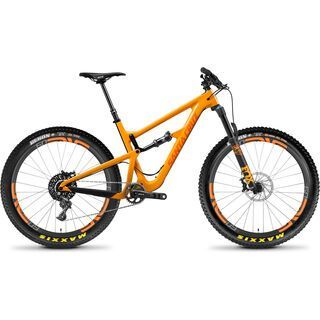 Santa Cruz Hightower CC X01 ENVE 27.5 Plus 2018, orange - Mountainbike