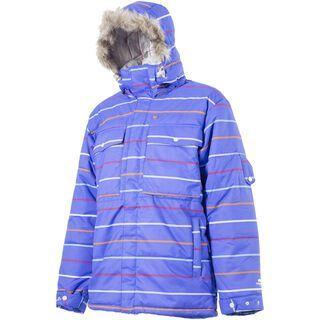 Foursquare Manfredi Reflex Jacket, poppin - Snowboardjacke