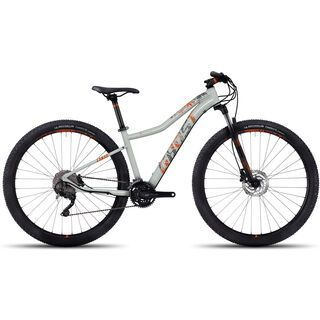 Ghost Lanao 5 AL 29 2017, gray/orange - Mountainbike