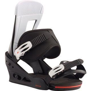 Burton Freestyle 2020, black - Snowboardbindung