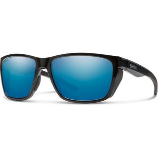 Smith Longfin Chromapop Polarized Blue Mirror black