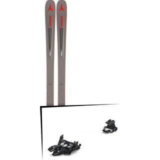 Set: Atomic Vantage 86 C 2019 + Marker Alpinist 9 black/titanium