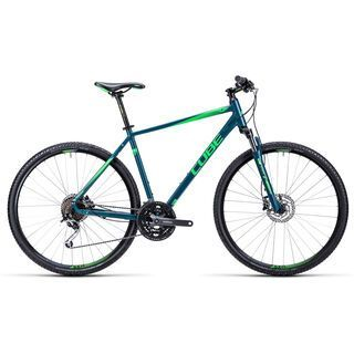 Cube Nature 2015, darkgreen green - Fitnessbike