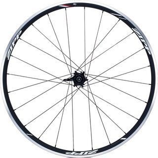 Zipp 30 Course Rim-brake Tubular, white decor - Hinterrad