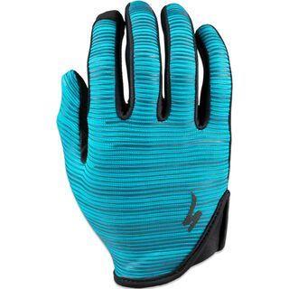 Specialized Men's LoDown Gloves Long Finger, aqua/cast blue - Fahrradhandschuhe