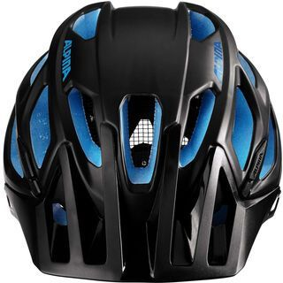 Alpina Garbanzo, black blue - Fahrradhelm