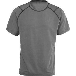Scott T-Shirt Mobe s/sl, smoke grey - T-Shirt