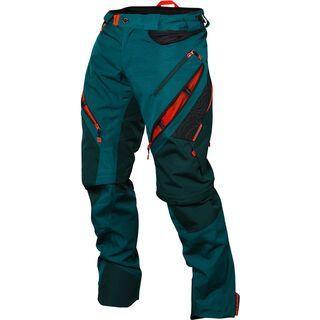 Platzangst Bulldog Zip Off Pants, petrol - Radhose