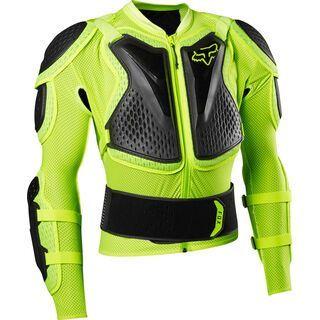 Fox Titan Sport Jacket, fluorescent yellow - Protektorenjacke