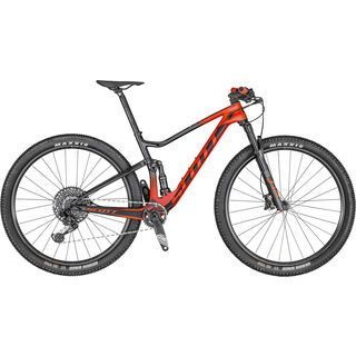 Scott Spark RC 900 Team 2020, red - Mountainbike