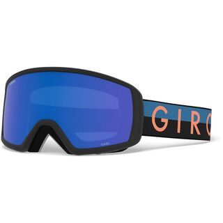 Giro Gaze, blue peach throwback/Lens: grey cobalt - Skibrille