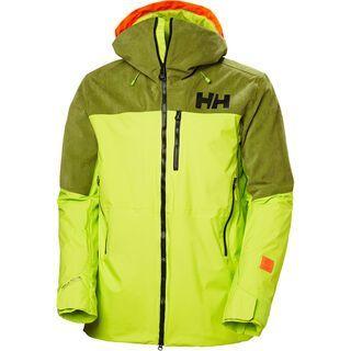 Helly Hansen Straightline Lifaloft Jacket, azid lime - Skijacke