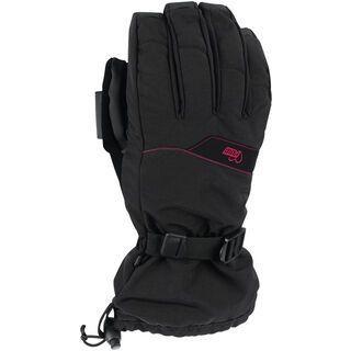 POW W's XG Long Glove, Black - Snowboardhandschuhe