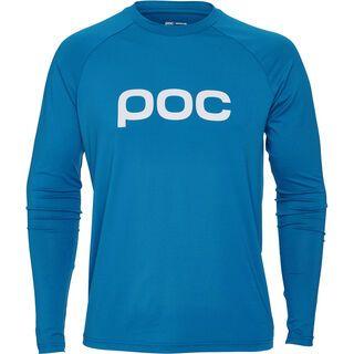 POC Essential Enduro Jersey, furfural blue - Radtrikot