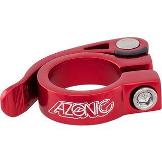 Azonic Gonzo Clamp, red - Sattelstützenklemme