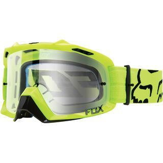 Fox Air Defence, race yellow/clear - MX Brille