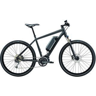 Cannondale Kinneto Men 2016, nearly black - E-Bike