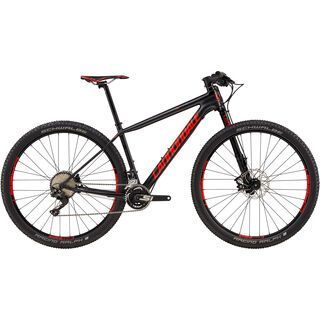 Cannondale F-Si Carbon 3 27.5 2018, black/red - Mountainbike