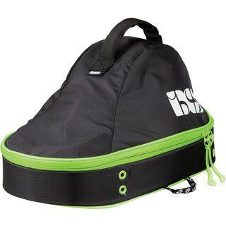 IXS Helmet Case XC/Trail, black/green - Helmtasche