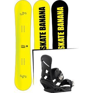 Set: Lib Tech Sk8 Banana 10 years 2017 + Burton Mission (1712873S)