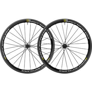 Mavic Ksyrium Disc Center-Lock, black - Laufradsatz